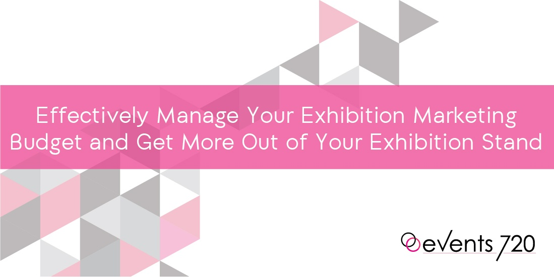 exhibition stand budgeting
