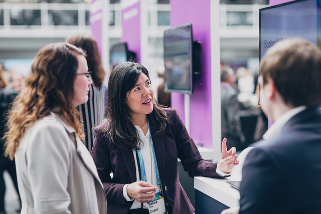 Exhibition Stand Staff : How to select and train your exhibition stand staff