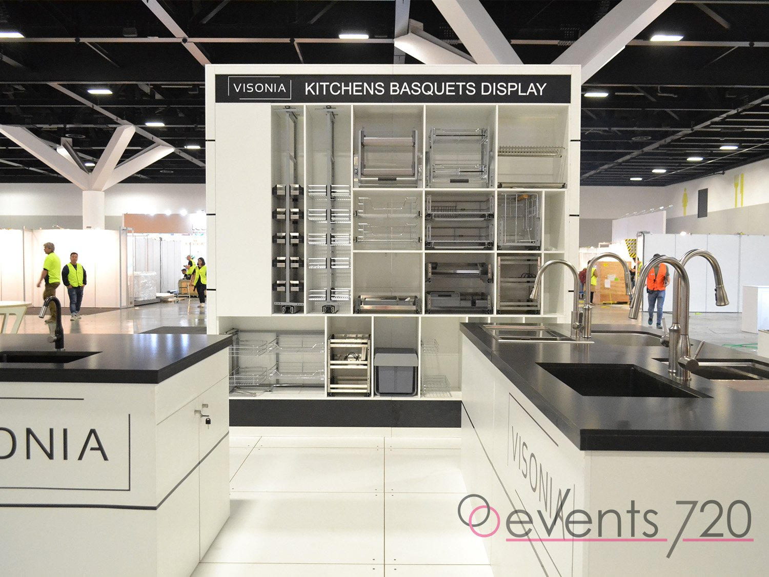 Visonia Exhibition Stand