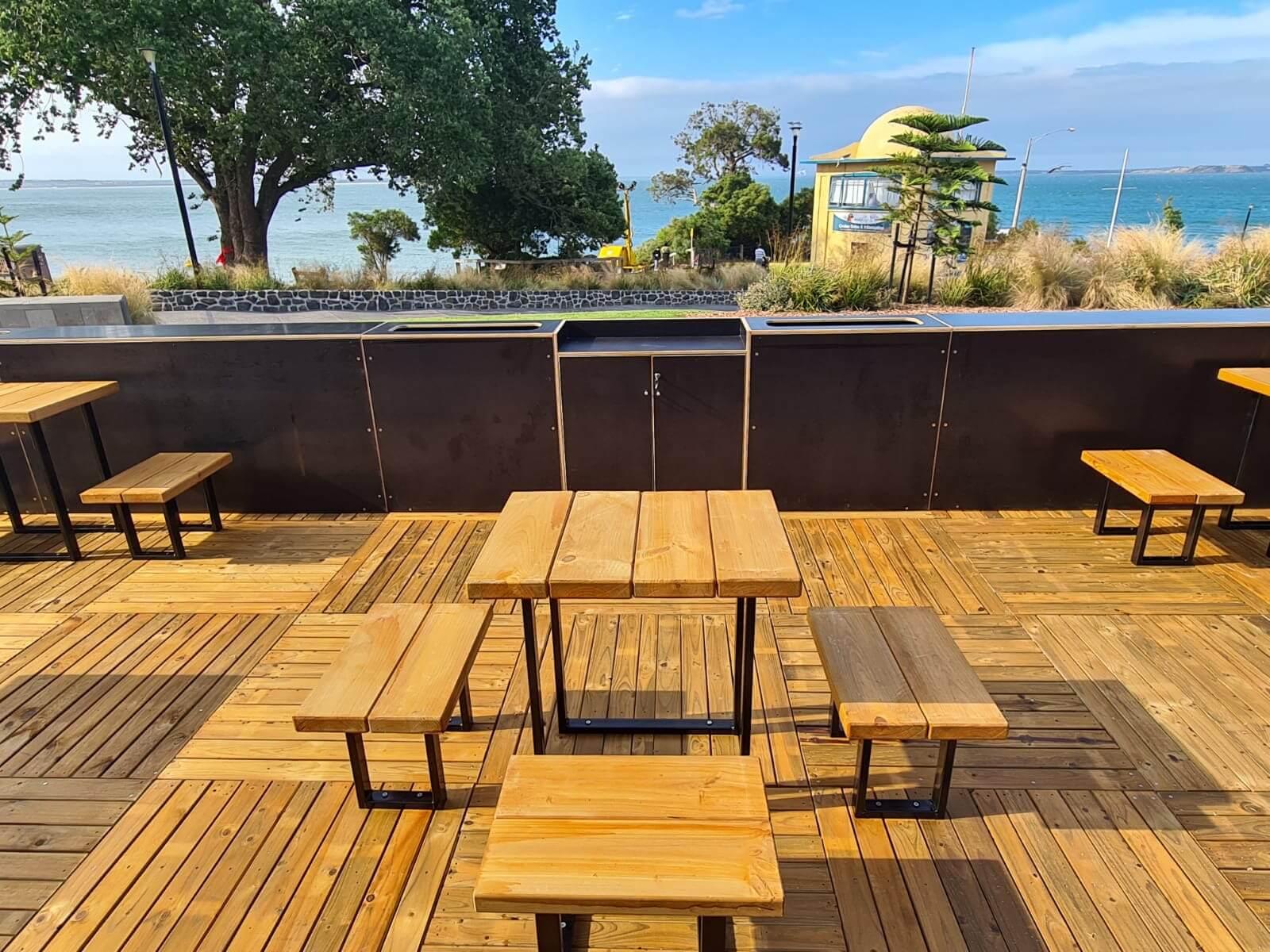Phillip Island Hotel Parklet