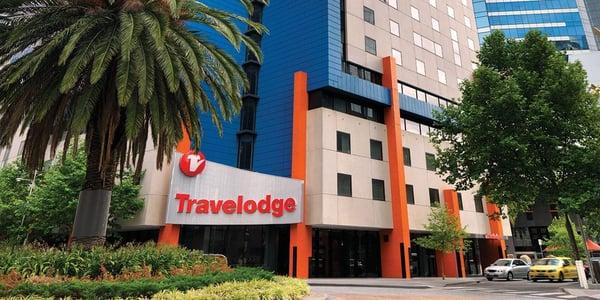 Travel Lodge Southbank