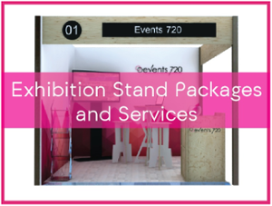 Exhibition Stand Packages and Services