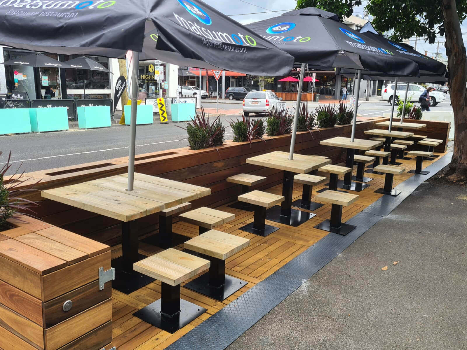 Get Your Parklet Ready for Spring