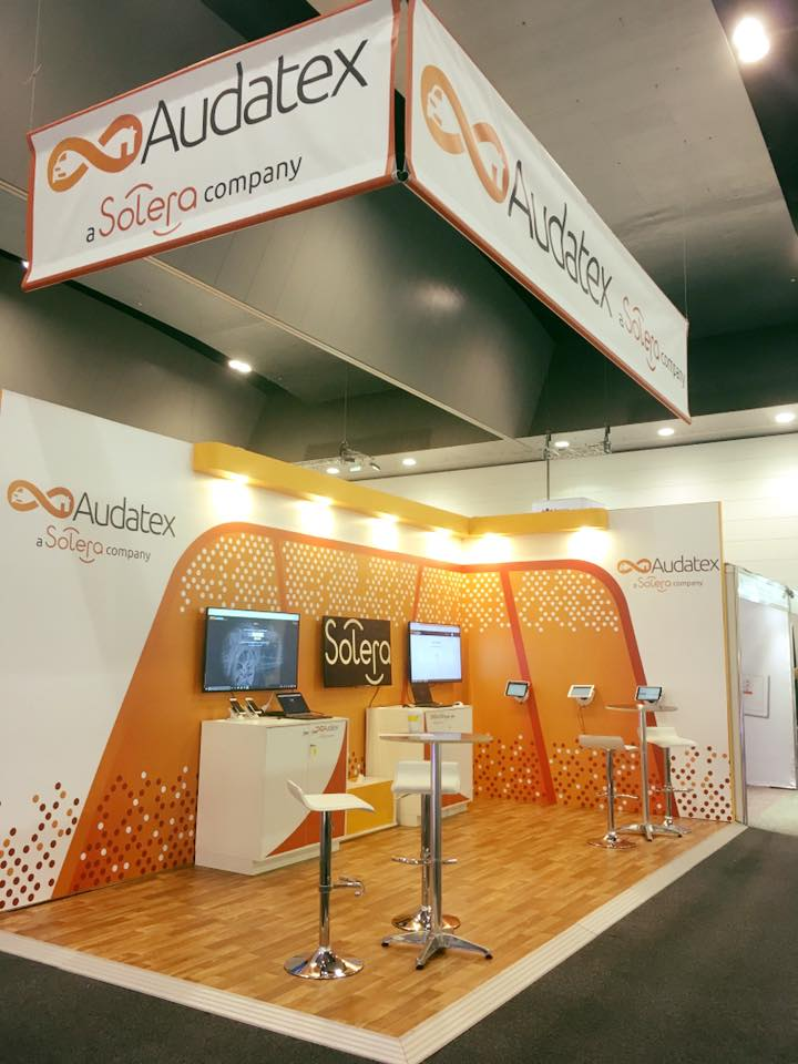 exhibition stand graphics and branding