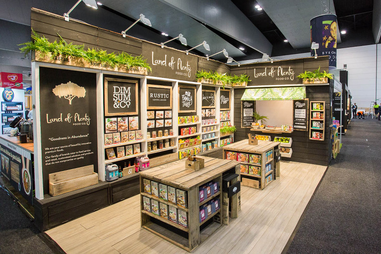 How to Have a Sustainable Exhibition Stand
