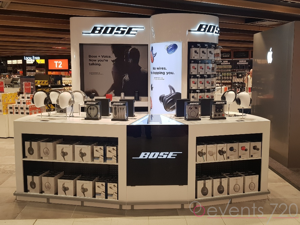 BOSE Product Display