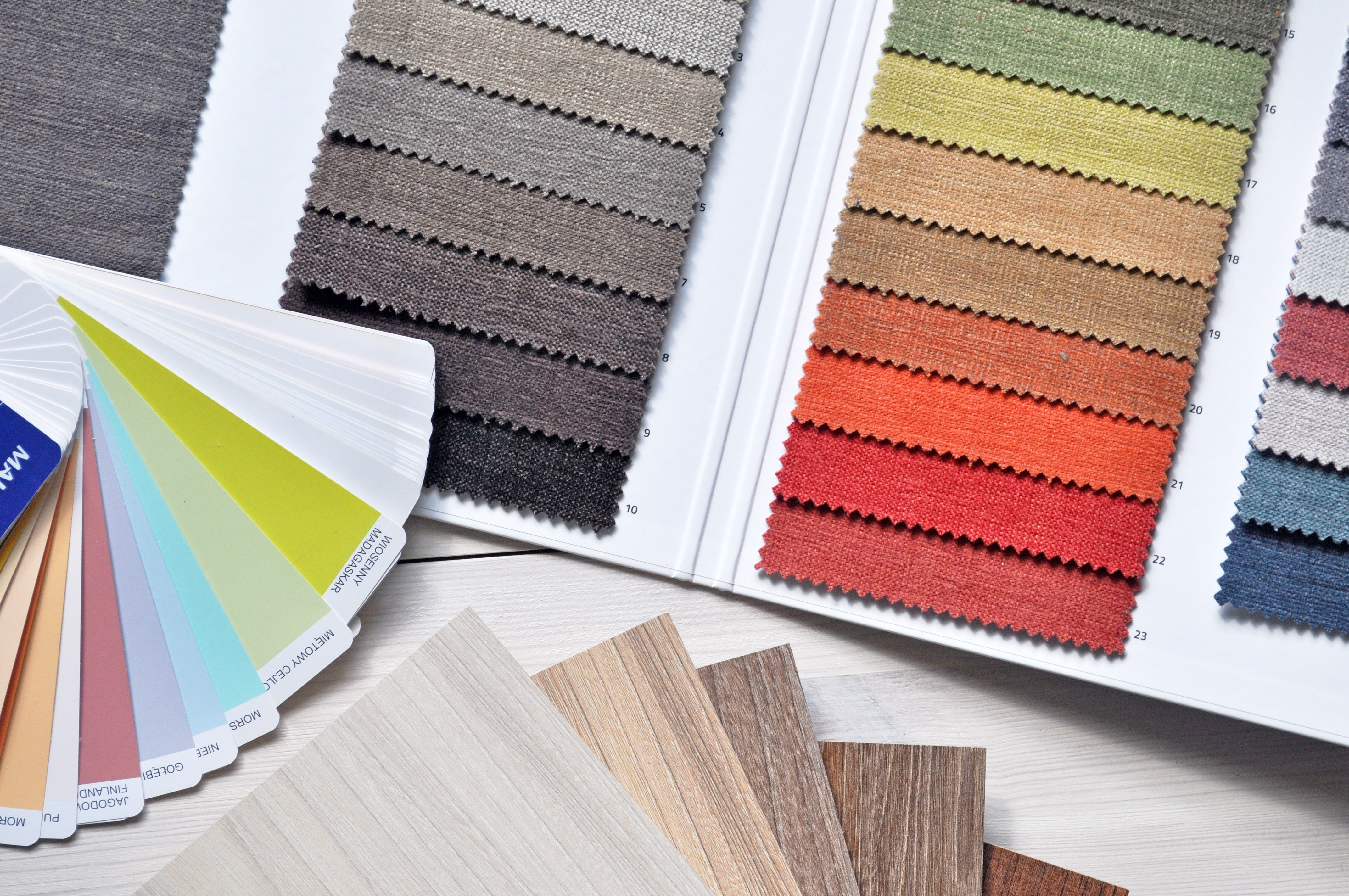 Long lasting expo stands - what finishes to look out for and what to avoid...